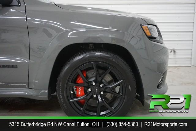 2021 Jeep Grand Cherokee SRT 4WD -- INTERNET SALE PRICE ENDS SATURDAY JUNE 12TH for sale at R21 Motorsports