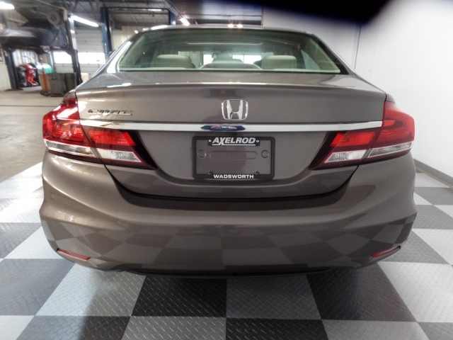 2014 Honda Civic EX Sedan CVT In Cleveland