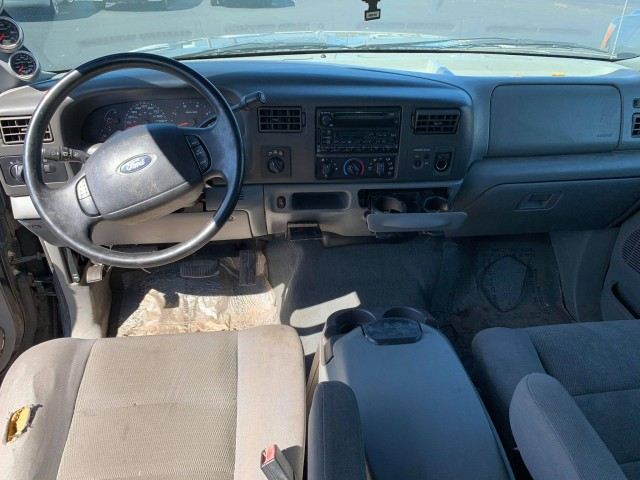 2004 Ford F-250 SD XL SuperCab 4WD for sale at Spartan Autos