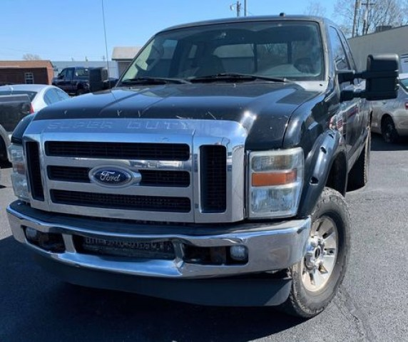 2008 Ford F-250 SD XLT SuperCab 4WD for sale in Fairfield, Ohio