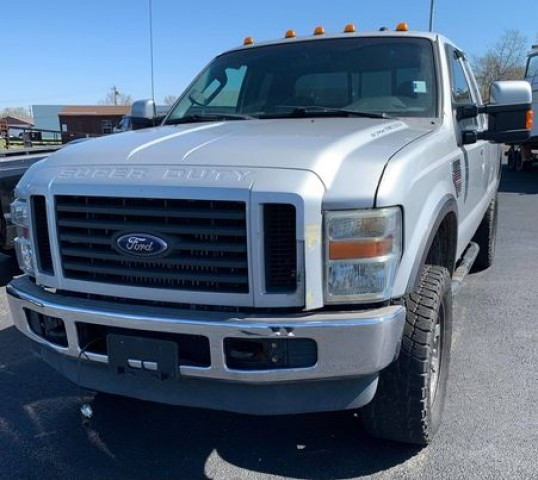 2008 Ford F-350 SD FX4 SuperCab Long Bed for sale in Fairfield, Ohio