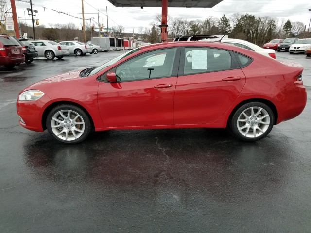2013 Dodge Dart SXT for sale at Mull's Auto Sales