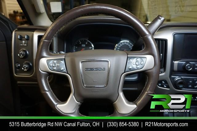 2015 GMC Sierra 2500HD Denali Crew Cab for sale at R21 Motorsports