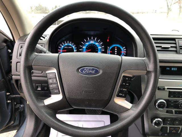 2012 Ford Fusion SE for sale at Summit Auto Sales