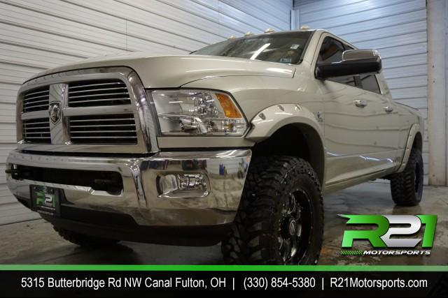 2014 RAM 2500 Laramie Crew Cab SWB 4WD for sale at R21 Motorsports