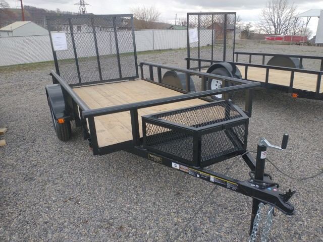2020 Carry-On Trailer 5.5 x 10 open - for sale at Mull's Auto Sales