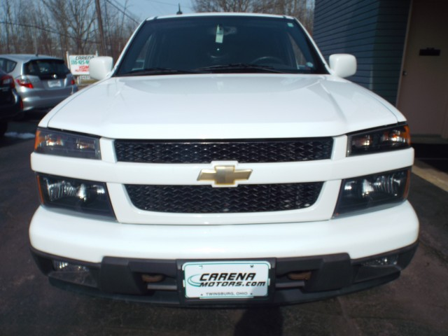 2012 CHEVROLET COLORADO LT for sale at Carena Motors