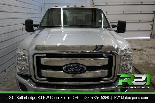 2012 Ford F-350 SD XLT Crew Cab Long Bed DRW 4WD for sale at R21 Motorsports