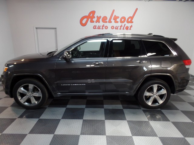 2015 Jeep Grand Cherokee Overland 4WD in Cleveland