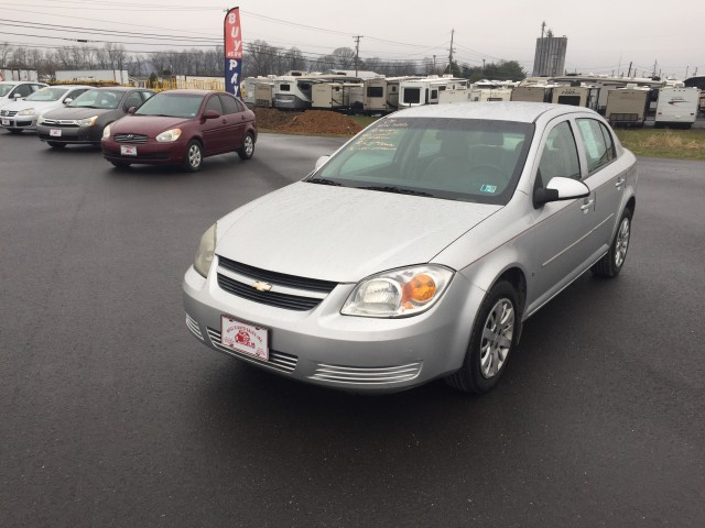 2009 Chevrolet Cobalt LT1 Sedan for sale at Mull's Auto Sales