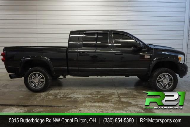 2007 Dodge Ram 3500 SLT Mega Cab 4WD SRW for sale at R21 Motorsports