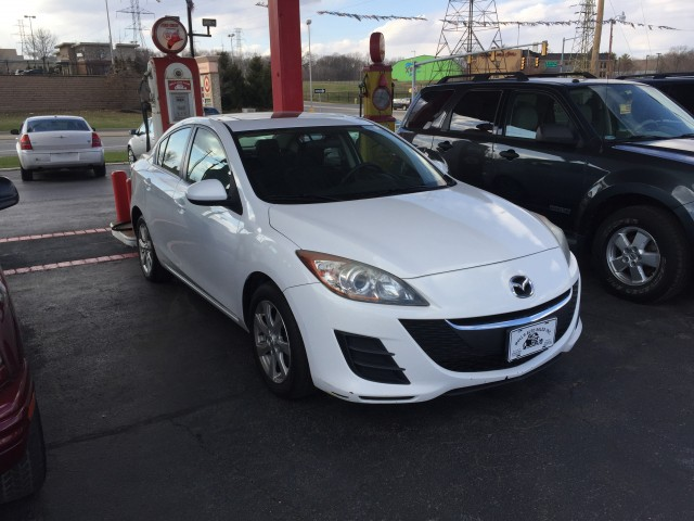 2010 Mazda MAZDA3 i Sport 4-Door for sale at Mull's Auto Sales
