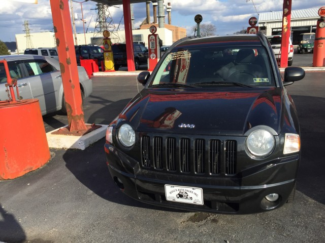 2010 Jeep Compass Sport 4WD for sale at Mull's Auto Sales