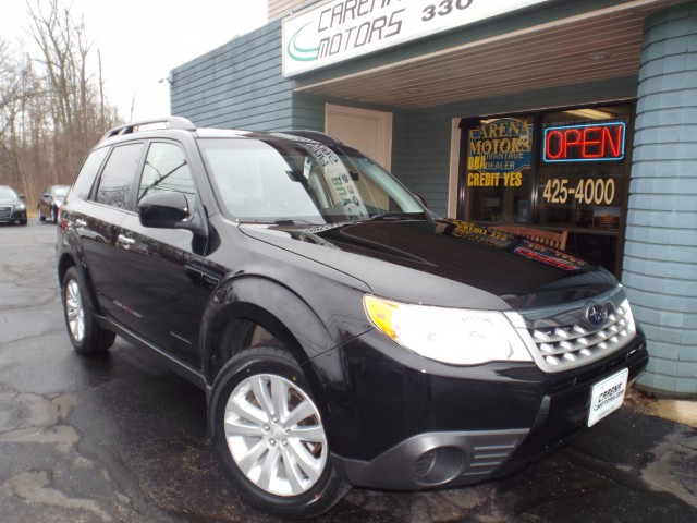 2011 SUBARU FORESTER 2.5X PREMIUM for sale in Twinsburg, Ohio