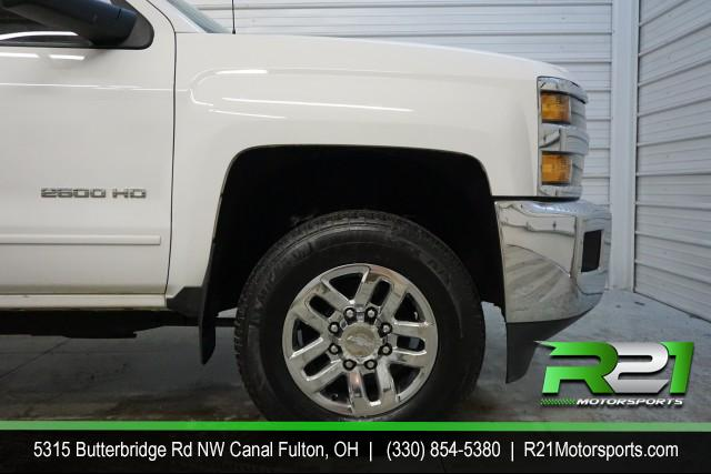2015 Chevrolet Silverado 2500HD LT Crew Cab 4WD for sale at R21 Motorsports