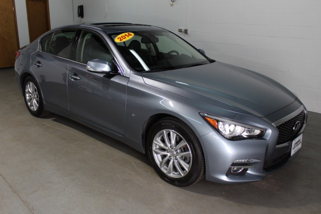 2014 INFINITI Q50 BASE for sale | Used Cars Twinsburg | Carena Motors