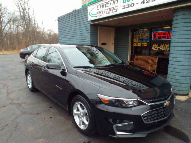 2016 CHEVROLET MALIBU LS for sale | Used Cars Twinsburg | Carena Motors