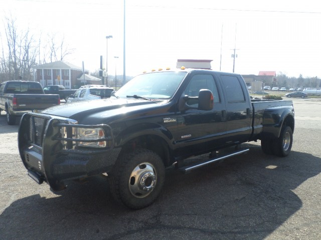 2005 FORD F350 SUPER DUTY for sale at Action Motors