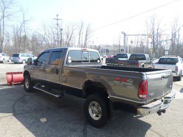 2004 FORD F350 SRW SUPER DUTY for sale at Action Motors
