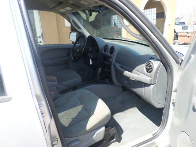 2005 JEEP LIBERTY SPORT for sale at Action Motors
