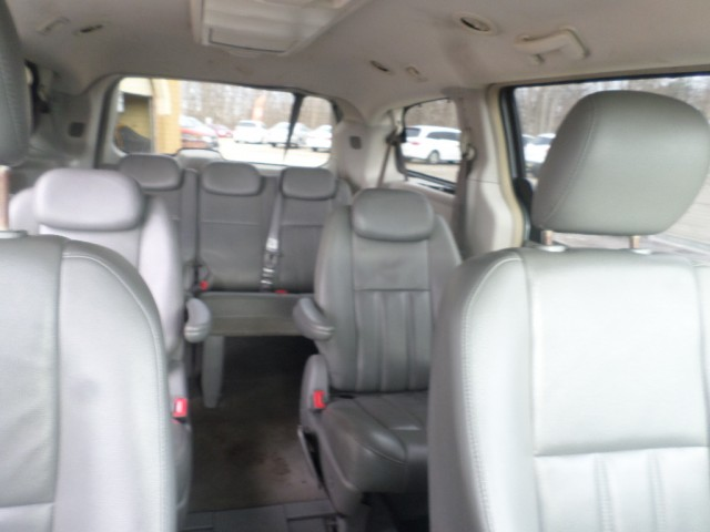2010 CHRYSLER TOWN & COUNTRY TOURING for sale at Action Motors