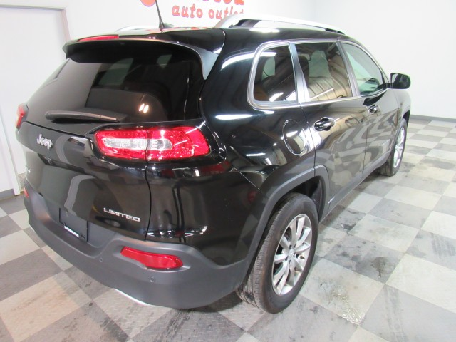 2018 Jeep Cherokee Limited 4WD in Cleveland