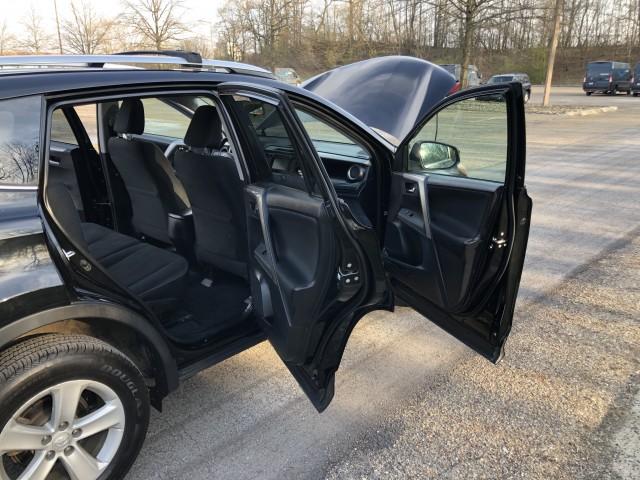 2014 Toyota RAV4 XLE AWD for sale at Summit Auto Sales