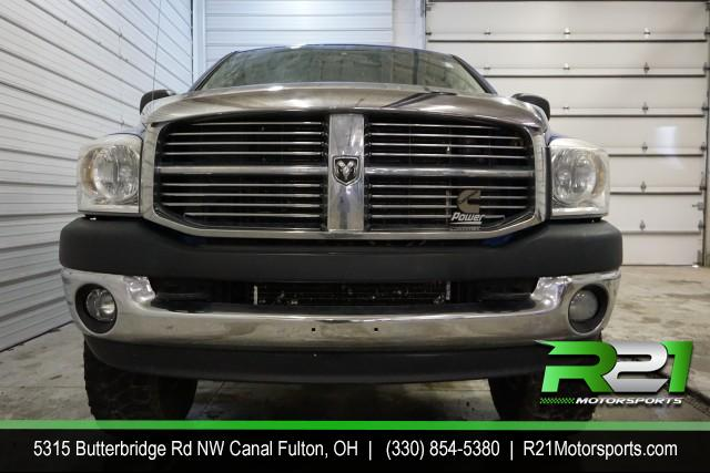 2007 Dodge Ram 2500 SLT Quad Cab 4WD-INTERNET SALE PRICE ENDS FRIDAY APRIL 26TH!! for sale at R21 Motorsports