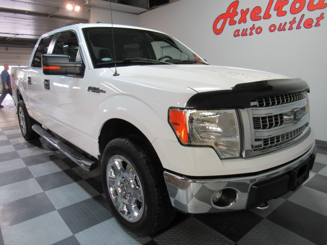 2014 Ford F-150 XLT SuperCrew 5.5-ft. Bed 4WD in Cleveland