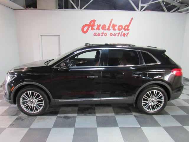 2017 Lincoln MKX Reserve AWD in Cleveland