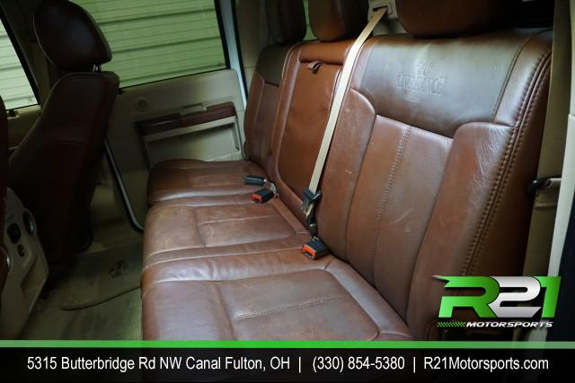 2012 Ford F-250 SD King Ranch Crew Cab 4WD for sale at R21 Motorsports