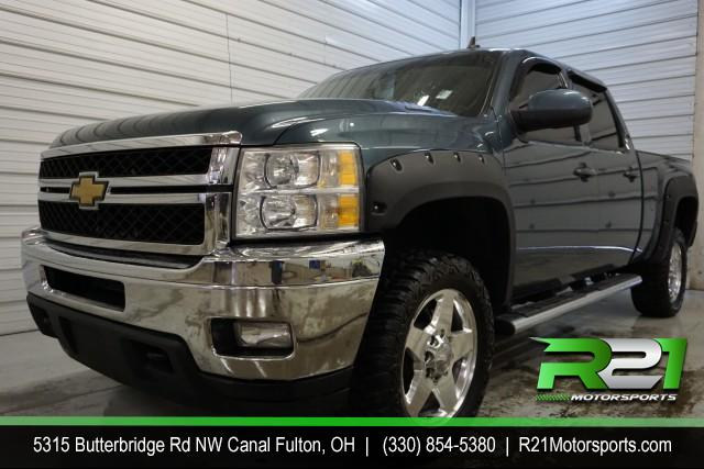 2014 Chevrolet Silverado 3500HD LT Crew Cab Long Box 4WD--INTERNET SALE PRICE ENDS SATURDAY MAY 25TH!! for sale at R21 Motorsports