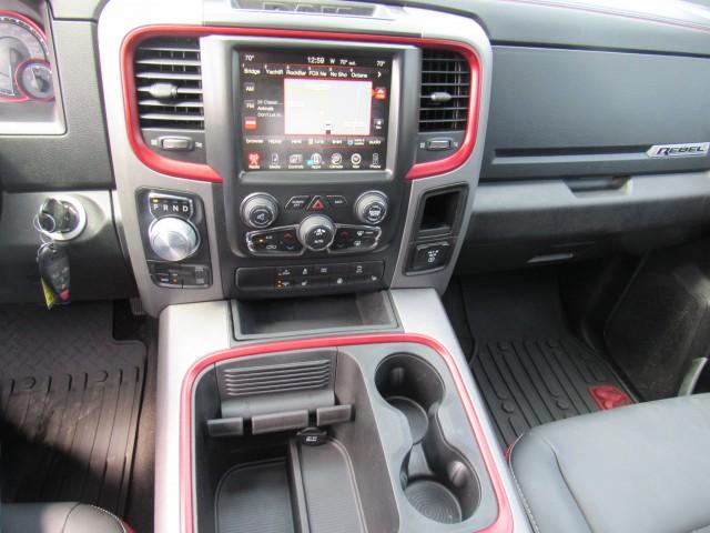 2017 RAM 1500 Rebel Crew Cab SWB 4WD in Cleveland