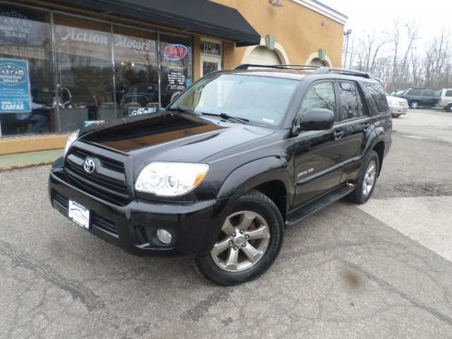 2007 TOYOTA 4RUNNER LIMITED for sale at Action Motors