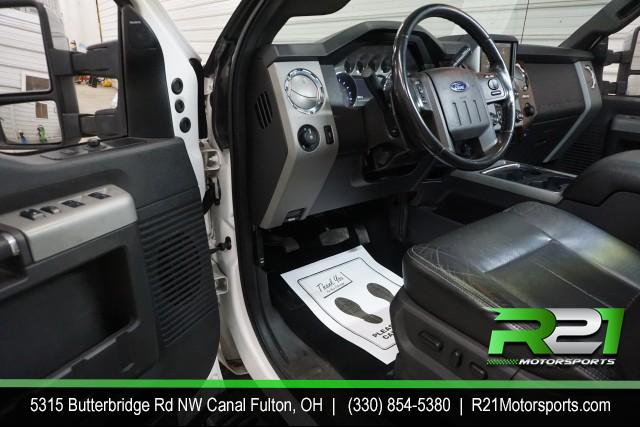 2014 Ford F-250 SD Lariat Crew Cab 4WD for sale at R21 Motorsports