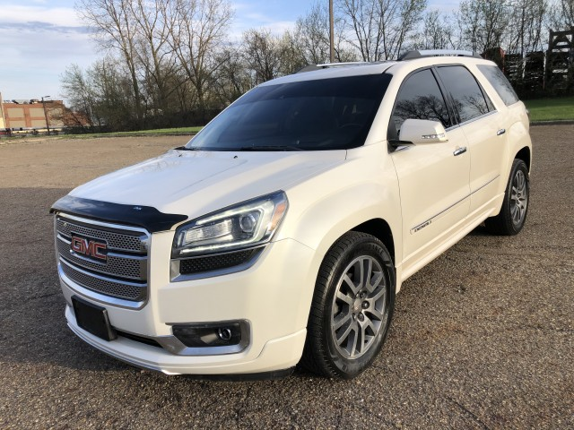 2014 GMC Acadia Denali AWD for sale at Summit Auto Sales