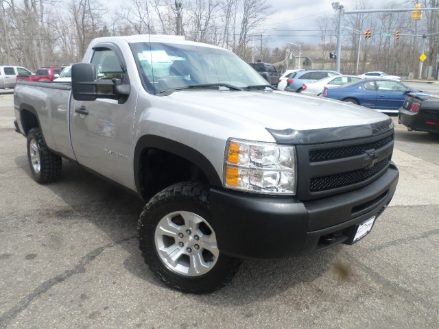 2010 CHEVROLET SILVERADO 1500  for sale at Action Motors