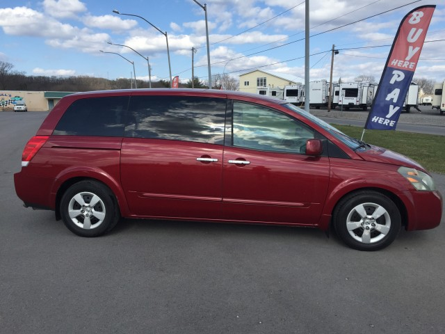 2007 Nissan Quest 3.5 for sale at Mull's Auto Sales