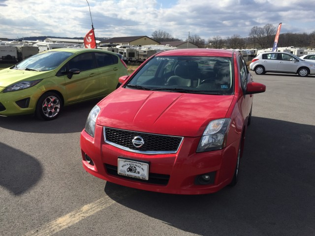 2012 Nissan Sentra 2.0 SR for sale at Mull's Auto Sales