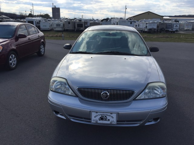 2005 Mercury Sable GS for sale at Mull's Auto Sales
