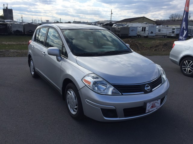 2007 Nissan Versa 1.8 S for sale at Mull's Auto Sales