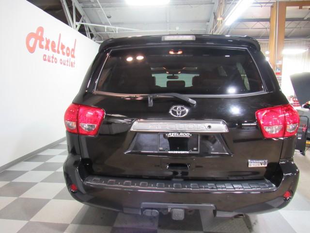 2016 Toyota Sequoia Plantium 4WD in Cleveland