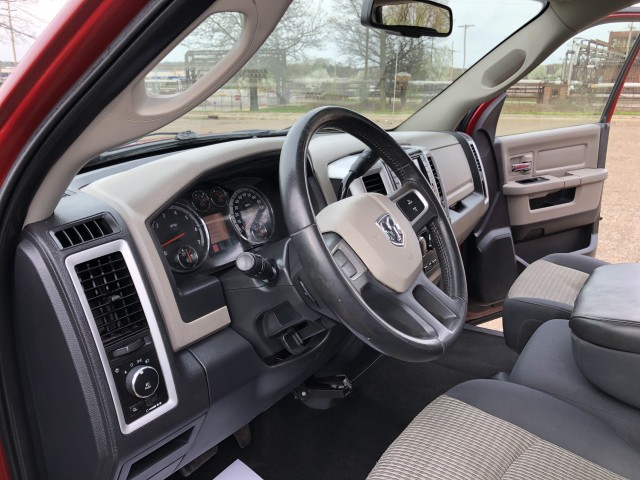 2009 Dodge Ram 1500 SLT Crew Cab 4WD for sale at Summit Auto Sales