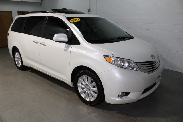 2011 TOYOTA SIENNA LIMITED for sale | Used Cars Twinsburg | Carena Motors