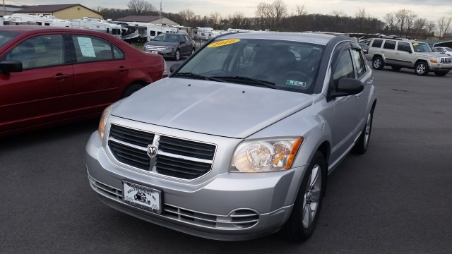 2010 Dodge Caliber Express for sale at Mull's Auto Sales
