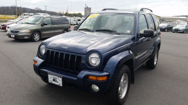 2003 Jeep Liberty Limited 4WD for sale at Mull's Auto Sales