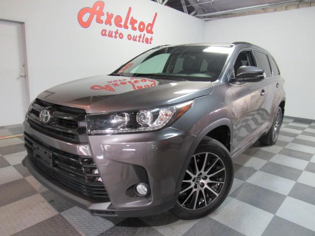 2017 Toyota Highlander SE AWD V6