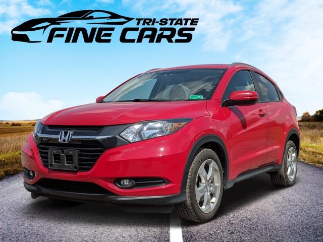 2016 Honda HR-V EX-L w/Navigation 4WD CVT for sale at Tri-State Fine Cars