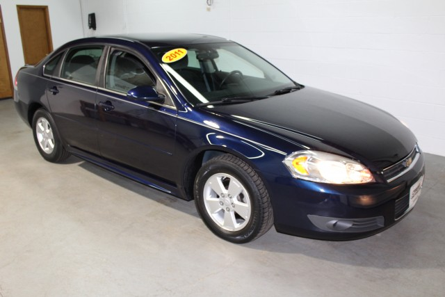2011 CHEVROLET IMPALA LT for sale | Used Cars Twinsburg | Carena Motors
