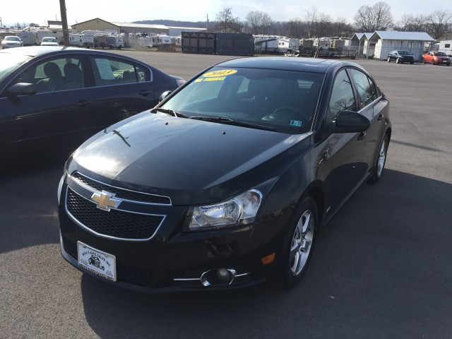 2013 Chevrolet Cruze 1LT Manual for sale at Mull's Auto Sales